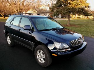 2001 Lexus Rx300 All - Wheel - Drive Awd Suv 3.  0 Liter 6 Cylinder  Nr photo