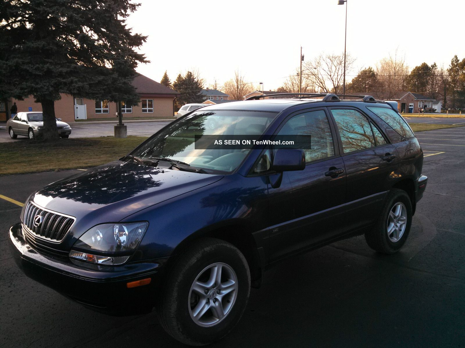 2001 lexus rx300 all wheel drive awd suv 3 0 liter 6. Black Bedroom Furniture Sets. Home Design Ideas