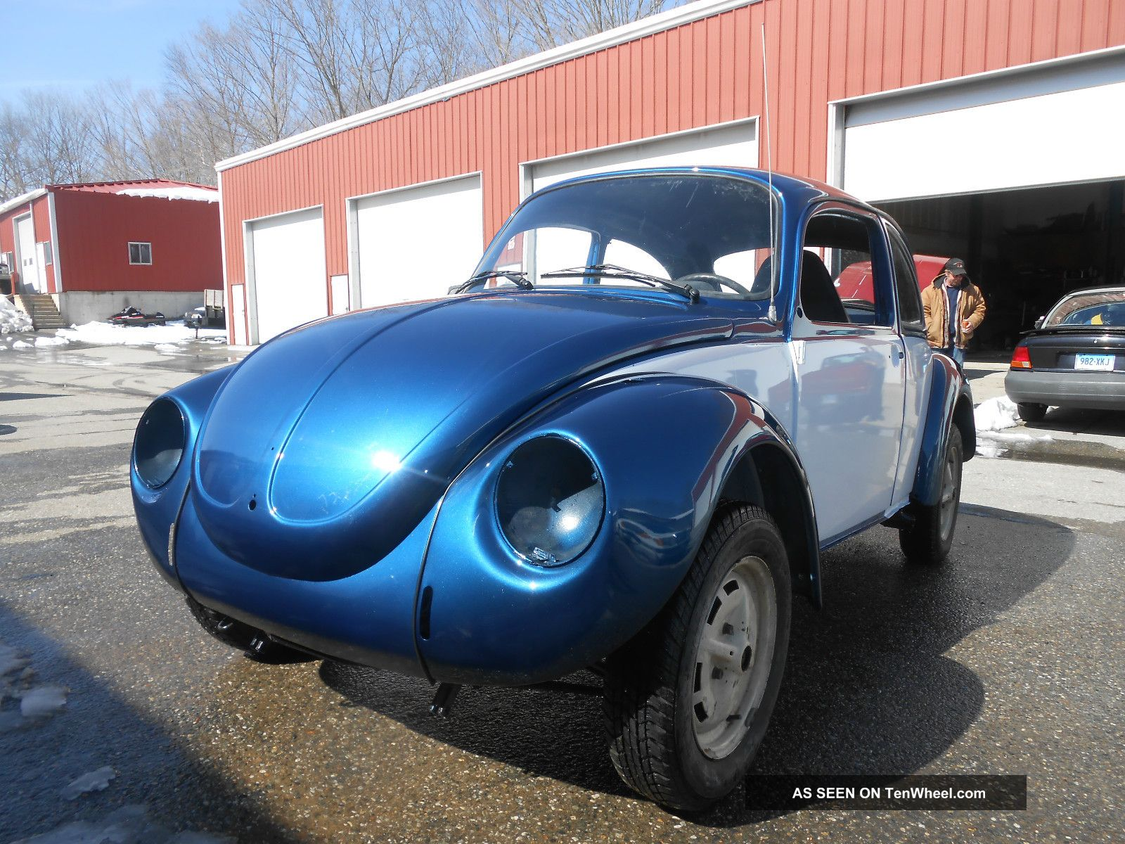 1973 Volkswagen Beetle Fresh Paint Beetle-New photo