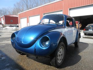 1973 Volkswagen Beetle Fresh Paint photo