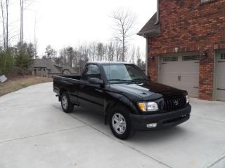 2003 Toyota Tacoma Dlx Standard Cab Pickup 2 - Door 2.  4l photo