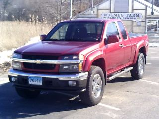 2010 Chevrolet Colorado Lt Extended Cab Pickup 4 - Door 3.  7l photo