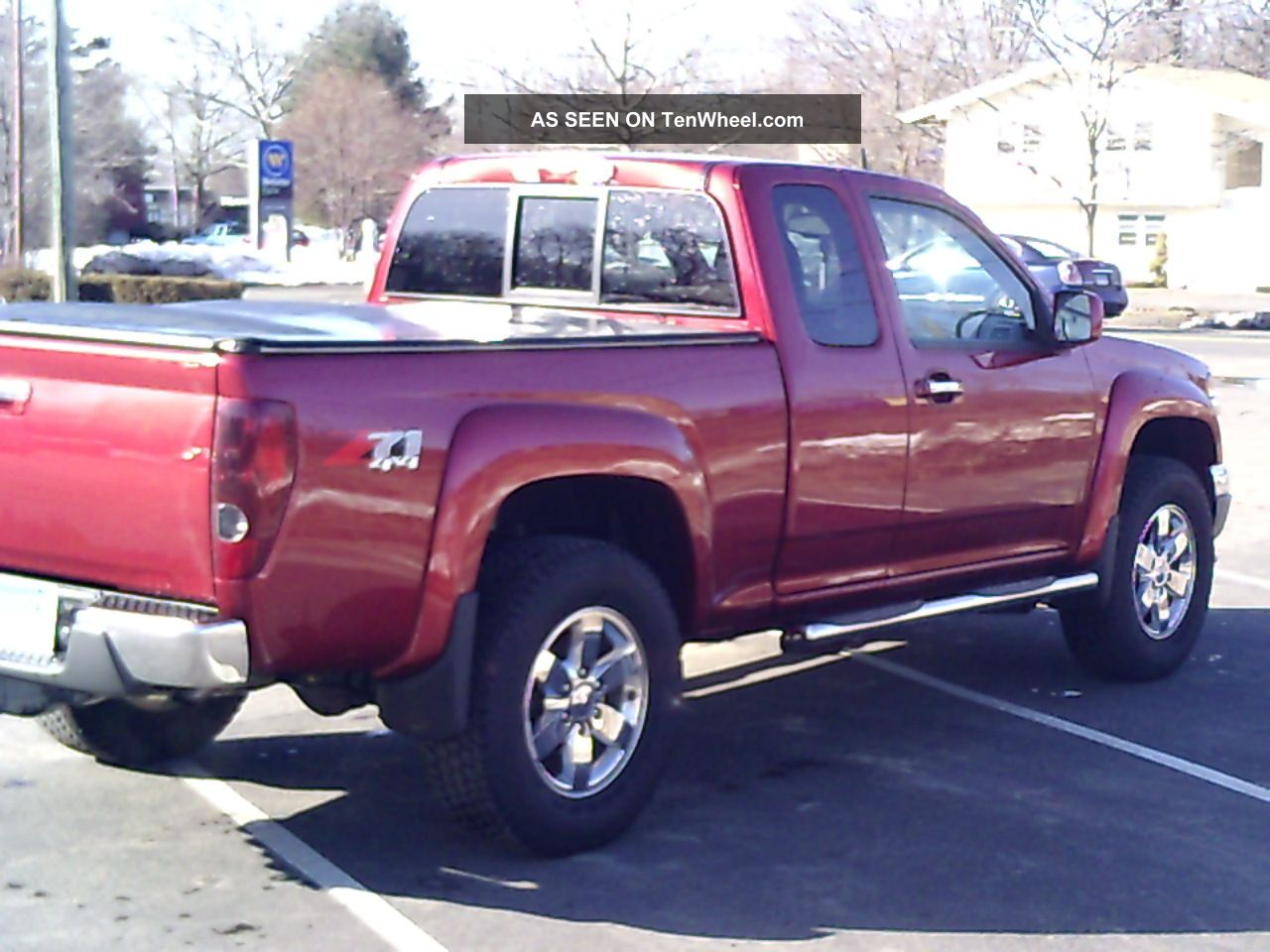 2010 chevrolet colorado lt extended cab pickup 4 door 3 7l. Black Bedroom Furniture Sets. Home Design Ideas