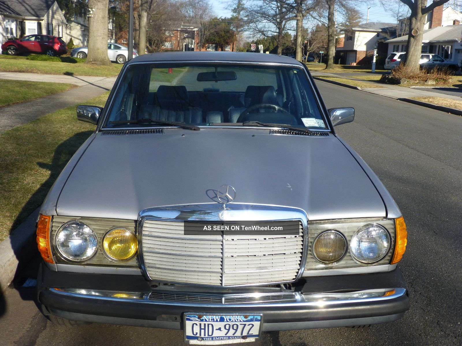 Mercedes benz 1982 300 turbo diesel for Mercedes benz 300 diesel