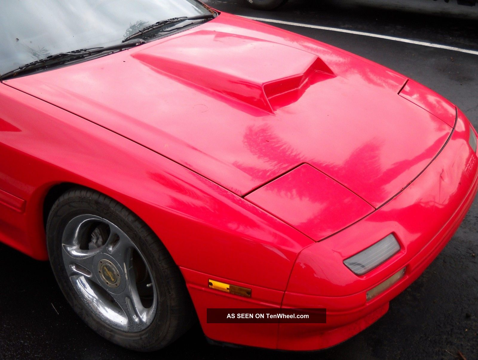 1990 Mazda Rx7 Convertible 350 Chevy Powered RX-7 photo
