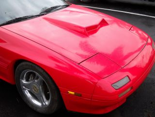 1990 Mazda Rx7 Convertible 350 Chevy Powered photo