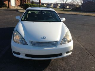 2002 Lexus Es300 Base Sedan 4 - Door 3.  0l photo