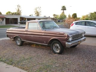 1965 Ford Ranchero photo