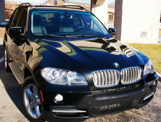 2009 2009 Bmw X5 Xdrive30i,  Premiumedition, ,  Camera,  Rear photo