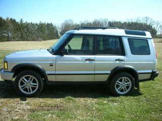 2004 Land Rover Discovery Se7 photo