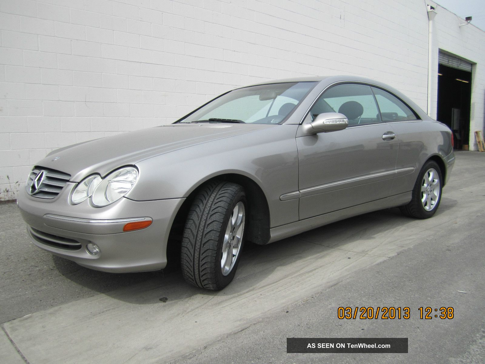 2004 mercedes benz clk320 base coupe 2 door 3 2l for 2004 mercedes benz clk 500