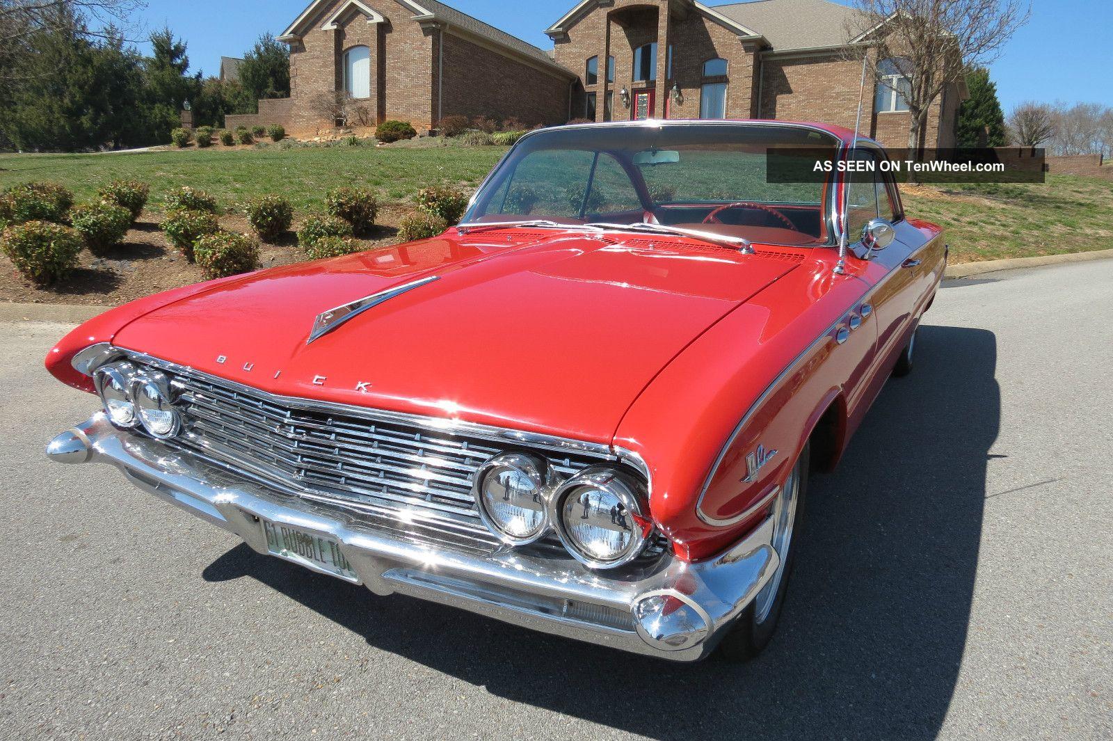 1961 Buick Lesabre Bubble Top LeSabre photo