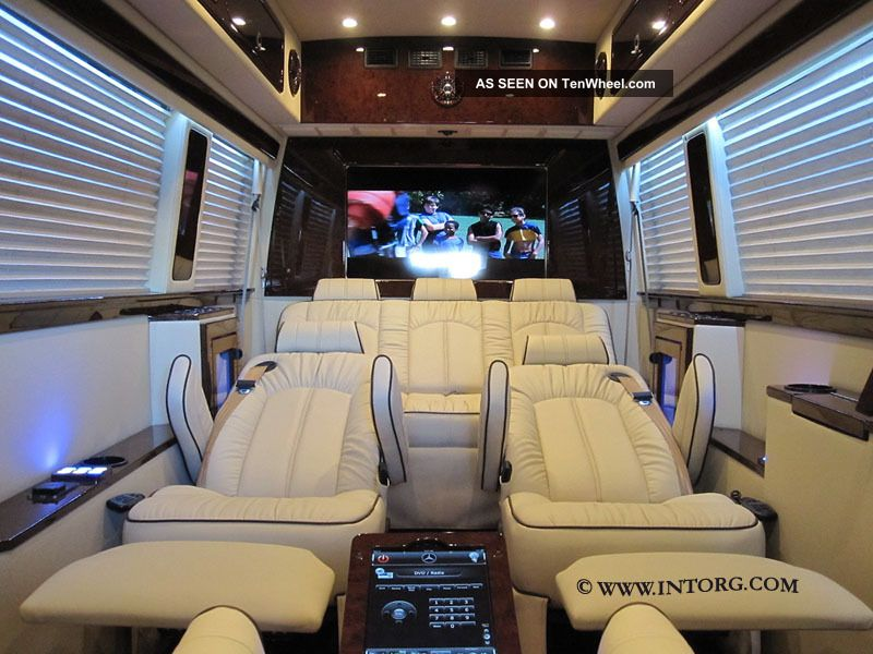 2013 Executive Limousine With Maybach 57 Styling Mercedes