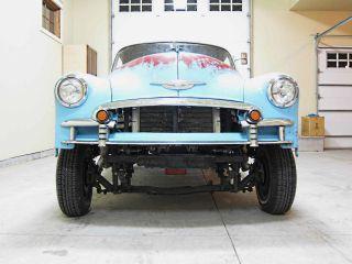 1950 Chevrolet Gasser - Dual Quad - Old School - Patina - photo