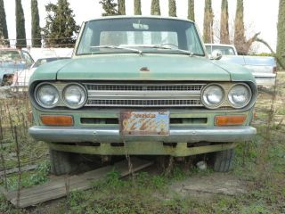 1971 Datsun 1600 Pickup Truck photo