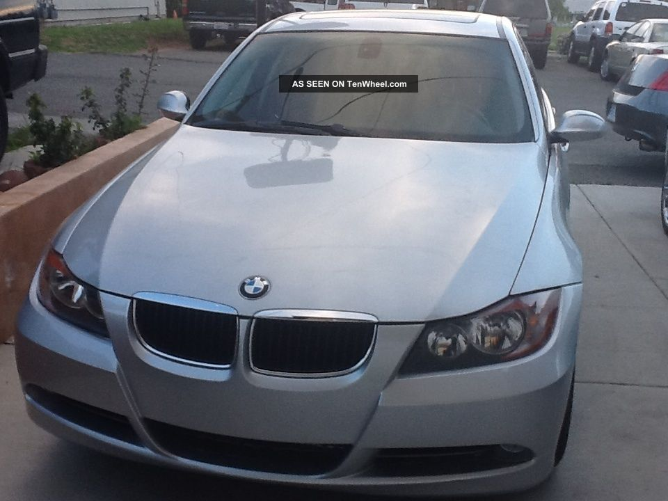 2008 Bmw 328i Base Sedan 4 - Door 3.  0l 3-Series photo