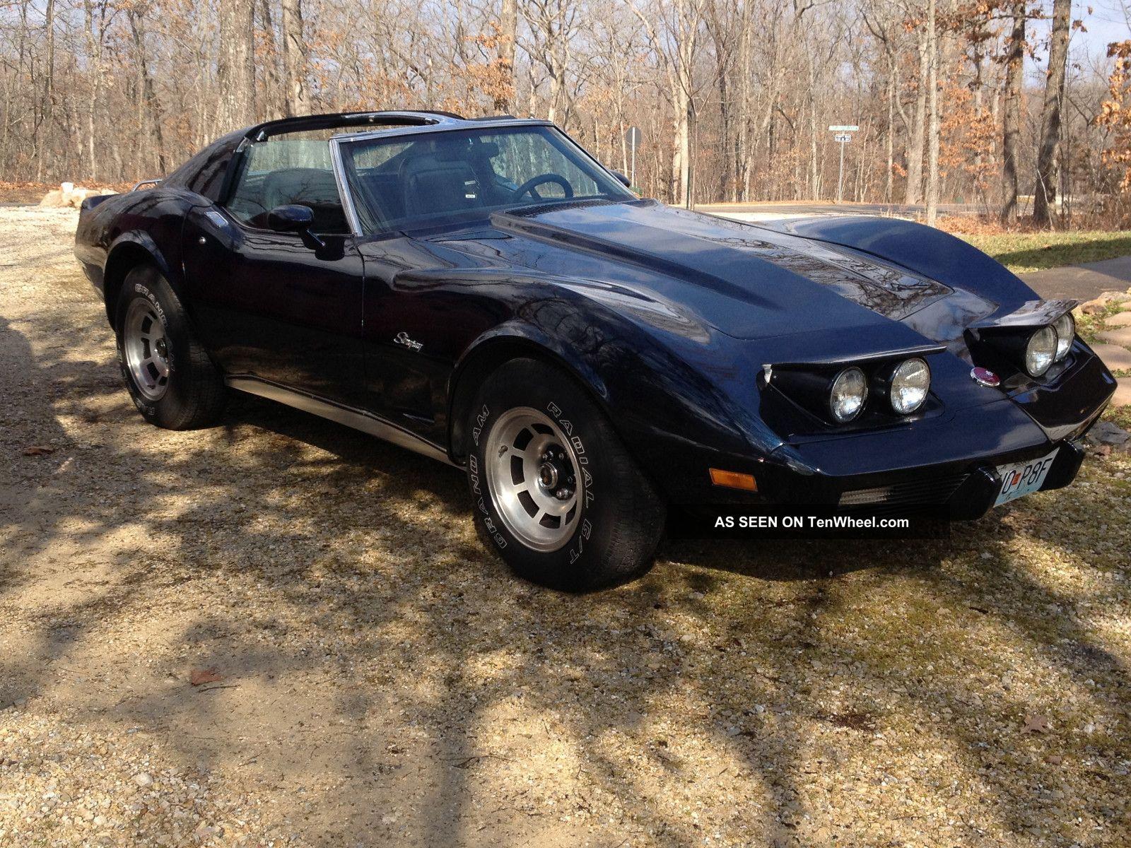 1976 chevrolet corvette stingray coupe 2 door 5 7l corvette photo 7. Cars Review. Best American Auto & Cars Review