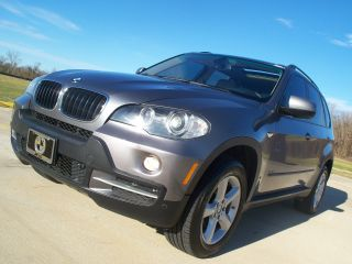 2007 Bmw X5 3.  0si Panoramic,  86k, ,  3rd Row,  Rear Dvd, photo