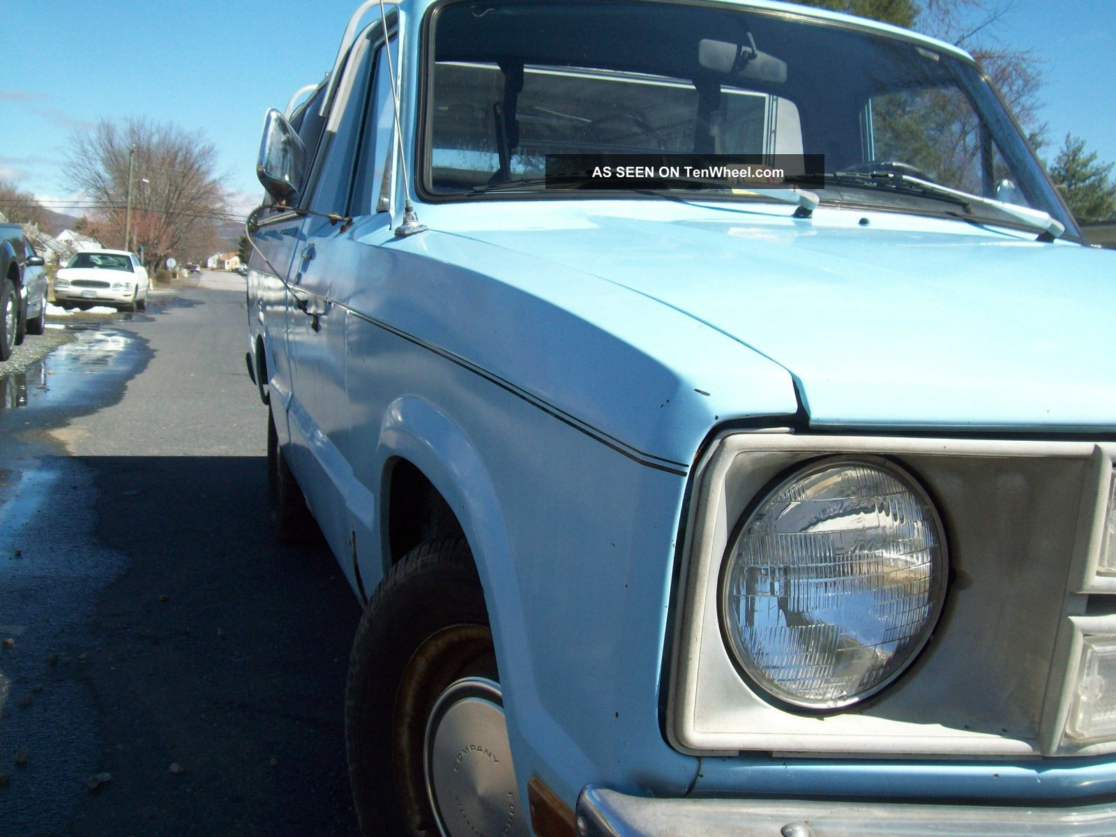 1980 Ford Courier Pickup Classic Same As Ranger Look Lqqk Interior
