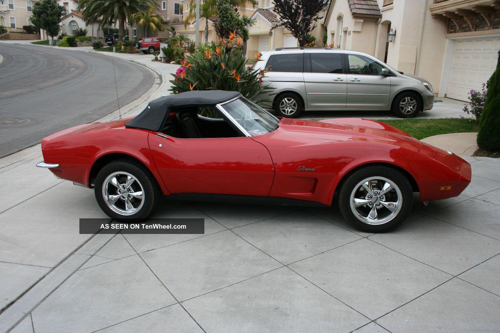 1973 corvette l82 stingray convertible corvette photo 2. Cars Review. Best American Auto & Cars Review