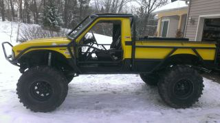 1981 Toyota Pickup Rock Crawler Off Road 4x4 photo