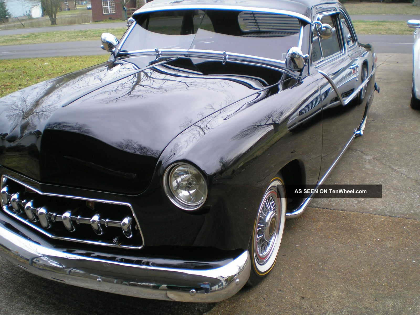 1949 Ford Cpe. Other photo
