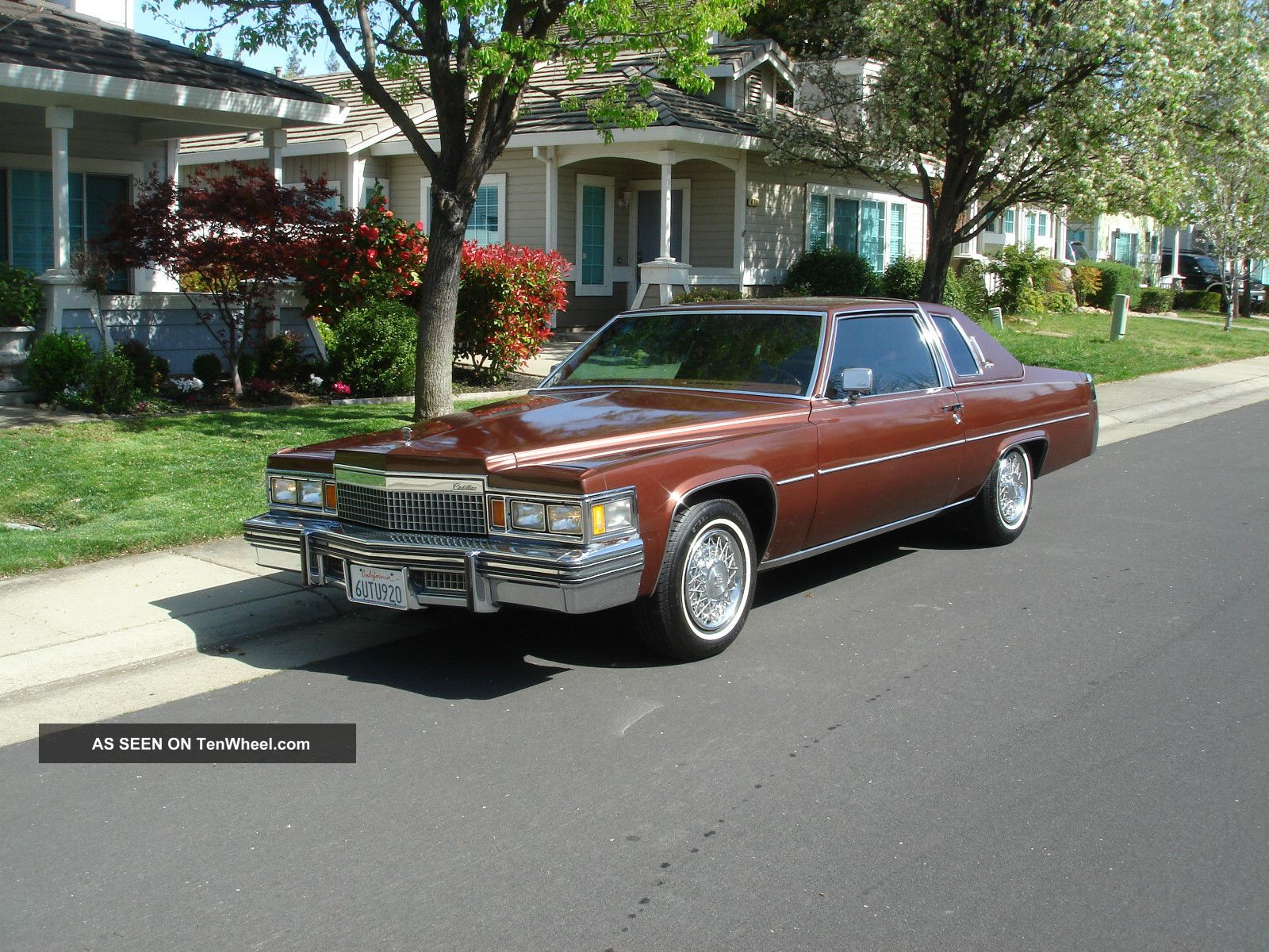 1979 cadillac d 39 elegance coupe deville paint and top deville photo. Cars Review. Best American Auto & Cars Review
