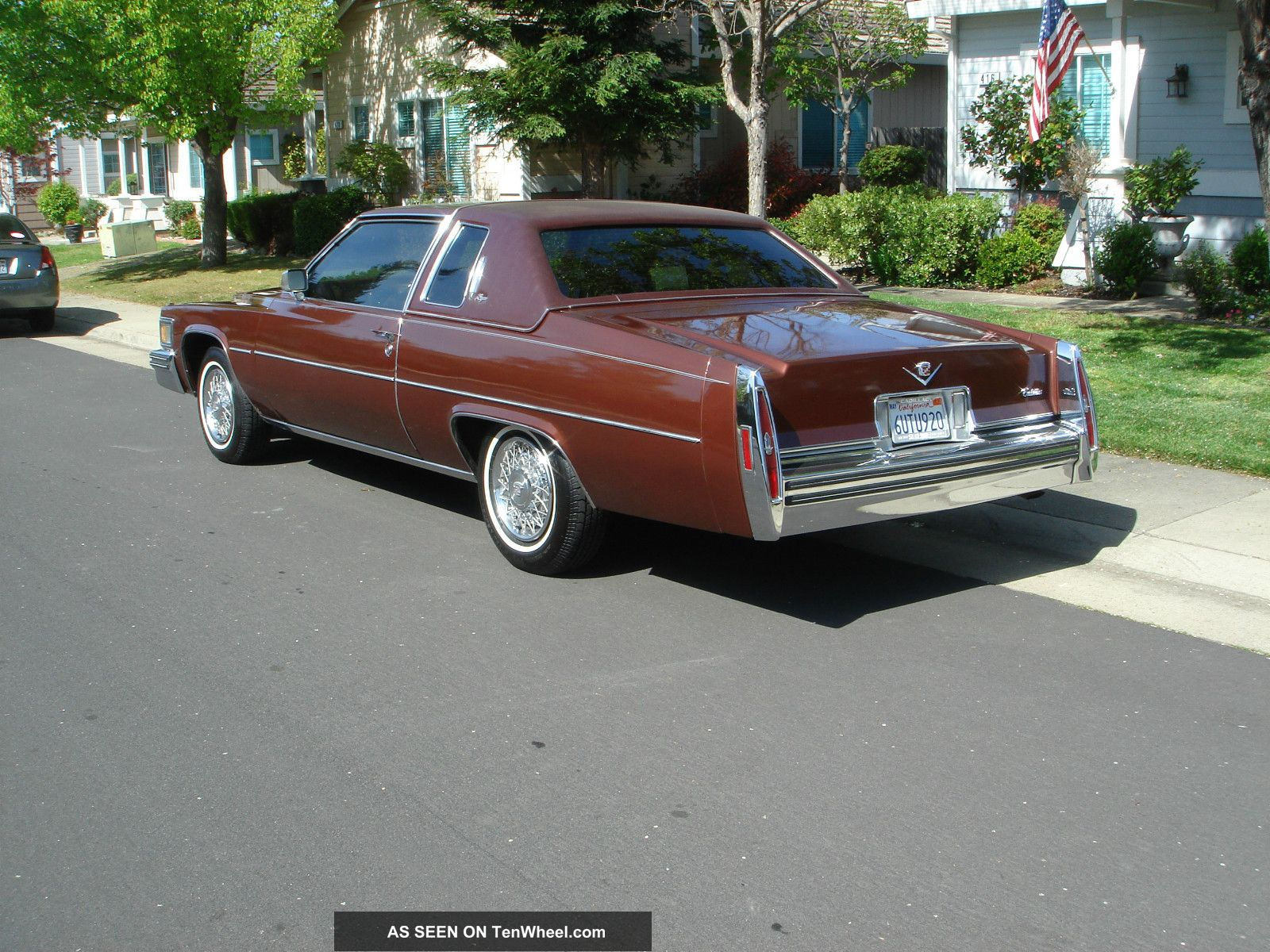 1979 cadillac d 39 elegance coupe deville paint and top deville photo 1. Cars Review. Best American Auto & Cars Review