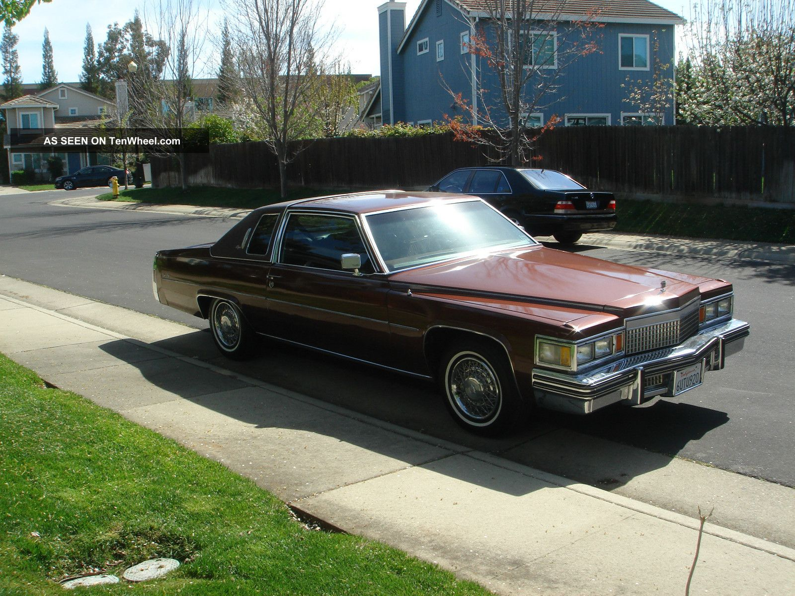 1979 cadillac d 39 elegance coupe deville paint and top deville photo 4. Cars Review. Best American Auto & Cars Review