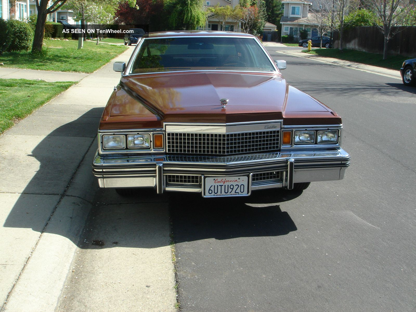 1979 cadillac d 39 elegance coupe deville paint and top deville photo 5. Cars Review. Best American Auto & Cars Review