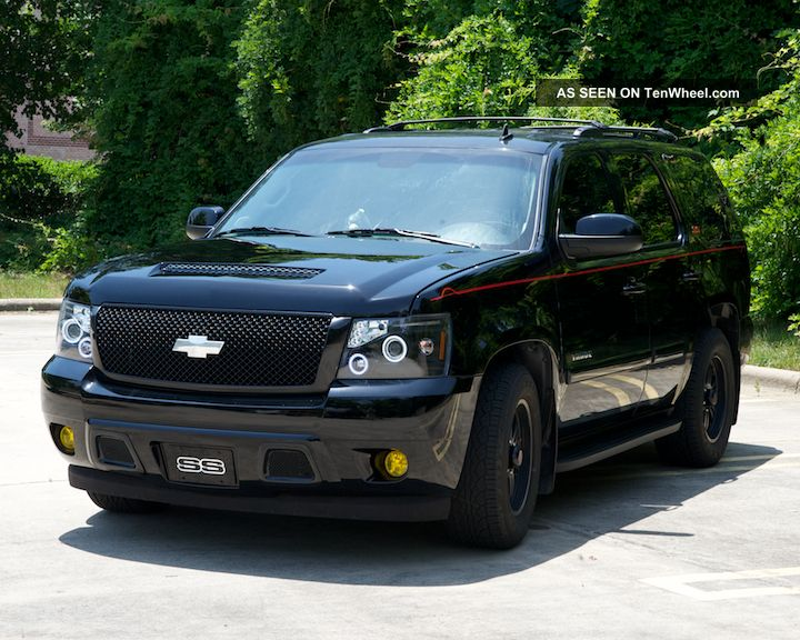 Chevy Tahoe Ss Conversion Lgw on Chevy V4 Engine