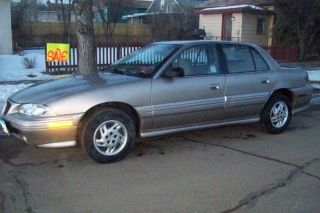 1998 Pontiac Grand Am Se Sedan 4 Door Tires Good Cond For Best Offer photo