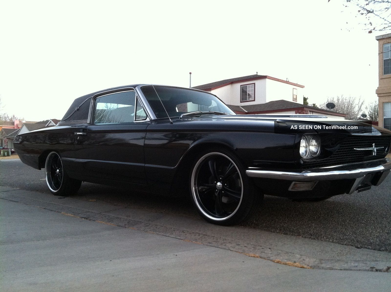 1966 ford thunderbird town landau. Cars Review. Best American Auto & Cars Review