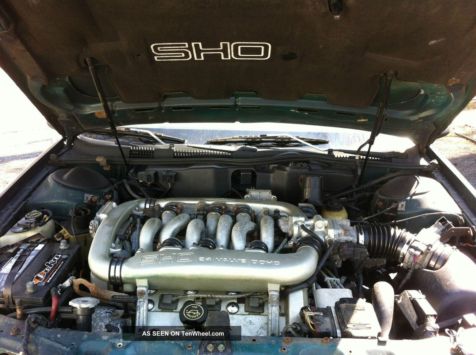 1993 Ford Taurus Sho Sedan 4 Door 3 2l 1994 3 0 Engine