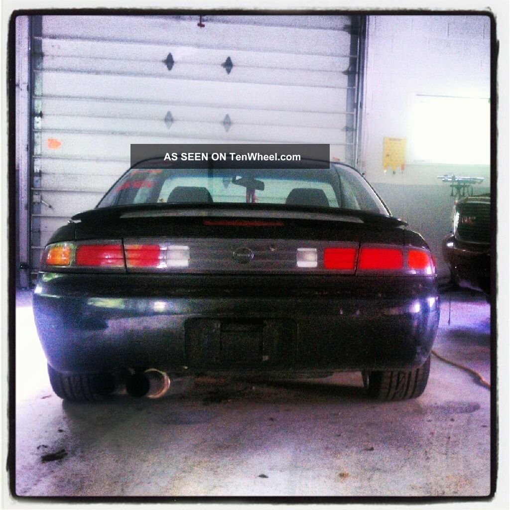1996 Nissan 240sx Se W / S14 Sr20det