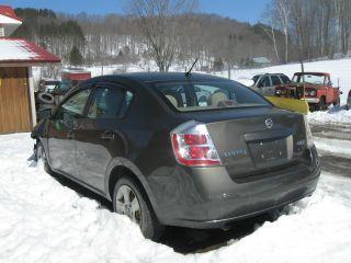 2007 Nissan Sentra S Sedan 4 - Door 2.  0l photo