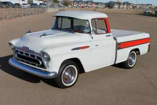 1957 Chevrolet Cameo Carrier photo