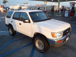 Gorgeous 1997 4runner 4 Cylinder Two Wheel Drive - 20mpg - photo