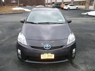 Toyota Prius 2010,  Gray, ,  Interior,  Heated Front Seats photo