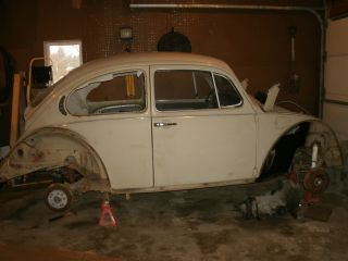 1974 Vw Beetle photo