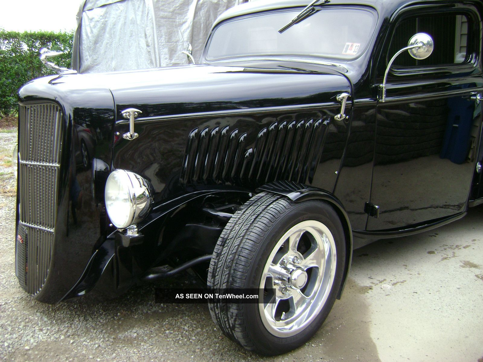 1935 ford hot rod pickup other pickups photo