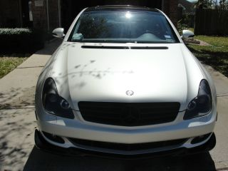 2007 Mercedes Benz Cls550 photo