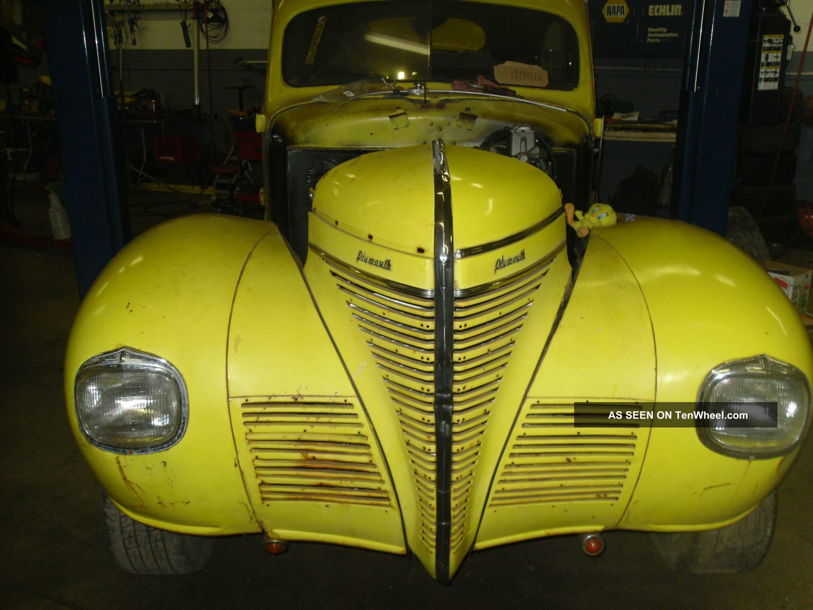 1939 Plymouth Deluxe Other photo