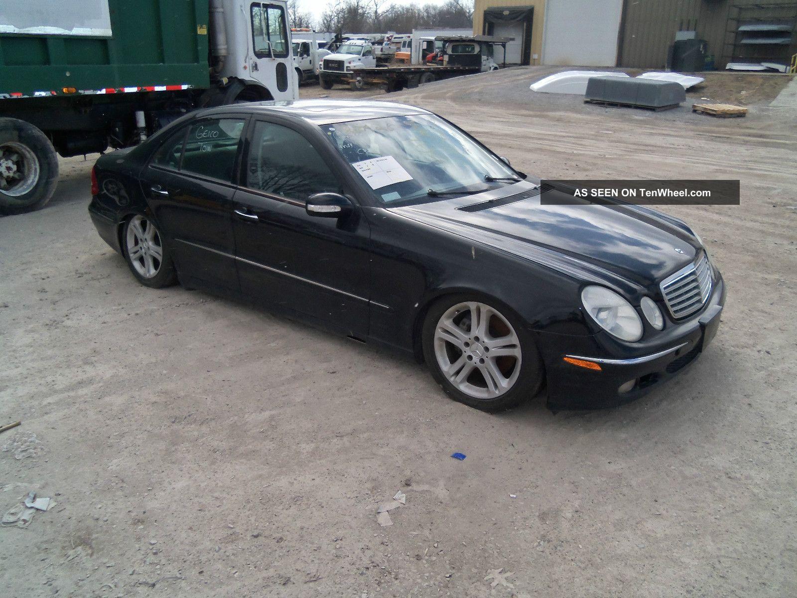 2004 mercedes benz e 500 for 2004 mercedes benz e320