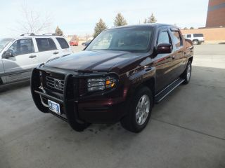 2008 Honda Ridgeline Rtl Crew Cab Pickup 4 - Door 3.  5l photo