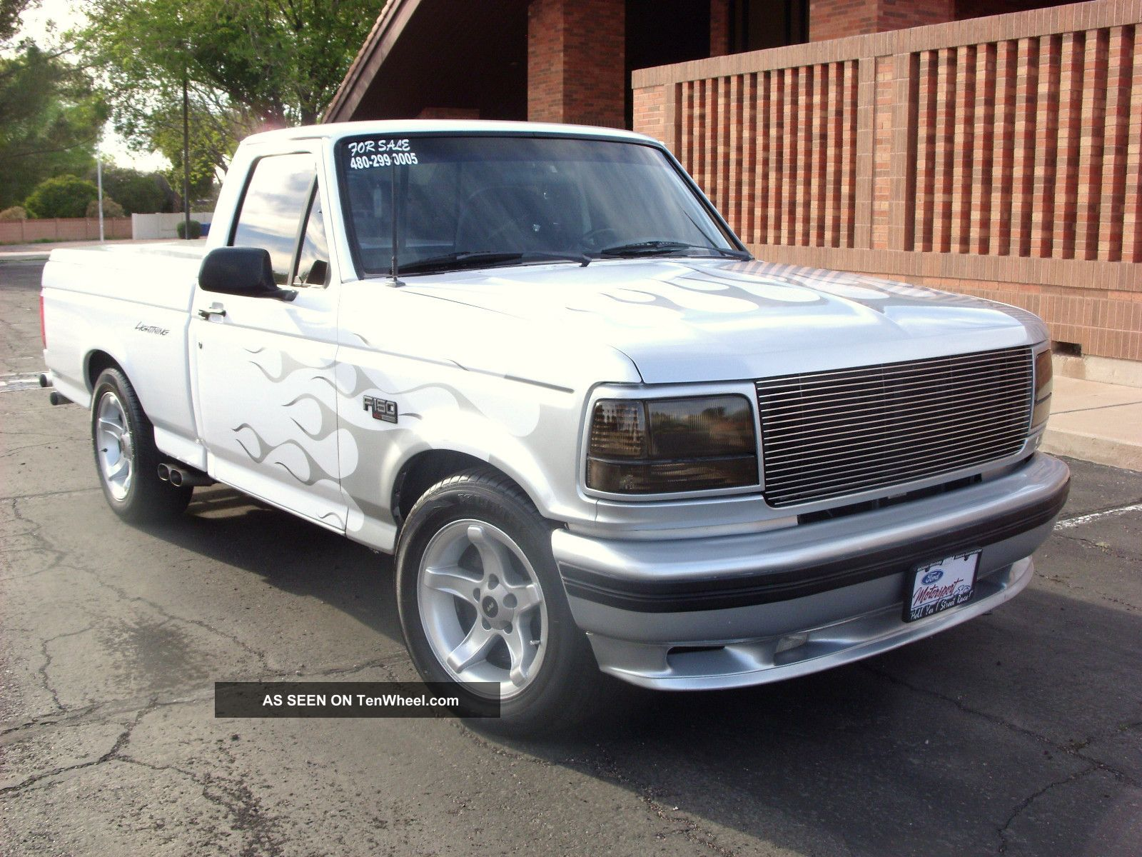 1994 Ford Lightning Specs Autos Post