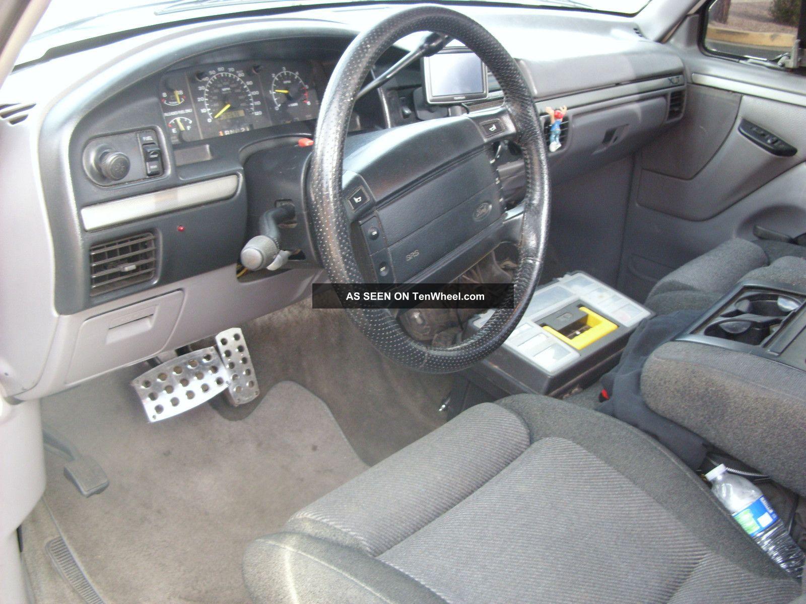 1994 Ford F 150 Svt Lightning W Custom Paint