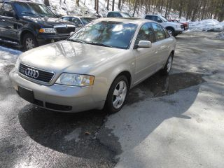 2001 Audi A6 2.  7 Bi Turbo Quattro photo