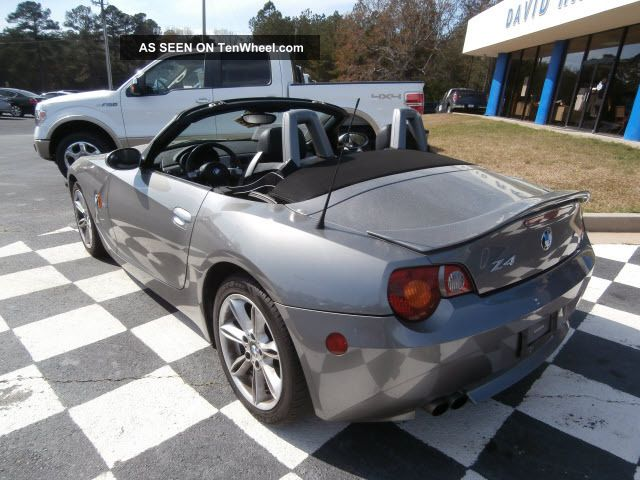 2004 Bmw Z4 3 0 Convertible Automatic Transmission