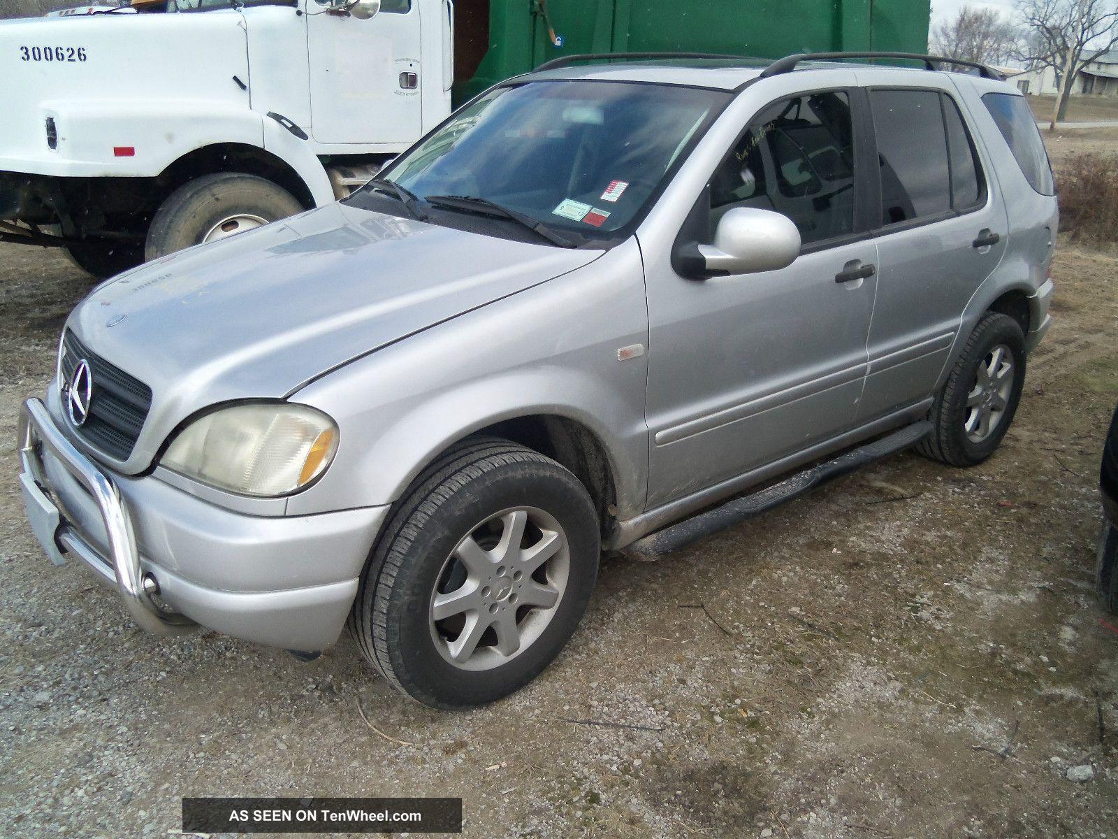 2000 mercedes benz ml430 for Mercedes benz ml430